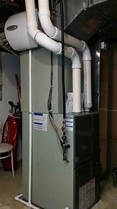 Trane High Efficiency Furnace Installation Manual