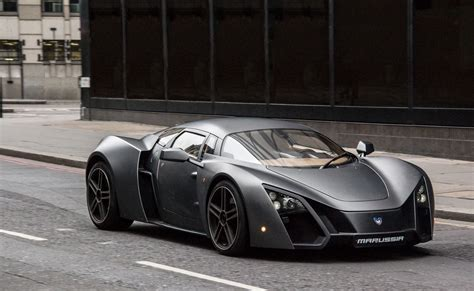 Wallpaper Marussia, Supercar, Sports Car, Luxury Cars