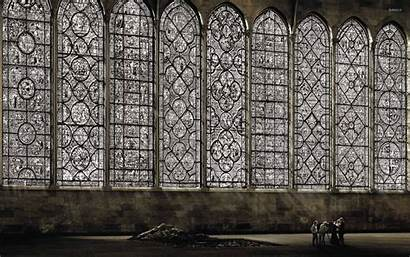 Cathedral Windows Artistic Wallpapers Window