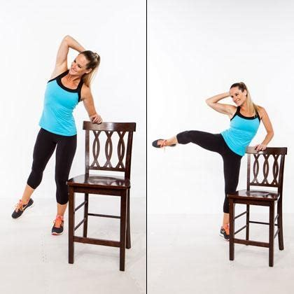 Chair Oblique Crunch by 25 Best Ideas About Side Crunches On Bicycle