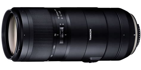 announced tamron 70 210mm f 4 di vc usd and 28 75mm f 2 8 di iii rxd lenses rumors