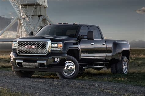 2015 Gmc Sierra 3500hd Reviews And Rating  Motor Trend