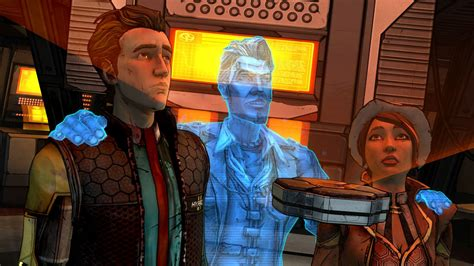 Review Tales From The Borderlands Episode 2  You Don't