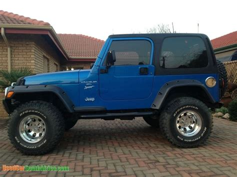 jeep wrangler  car  sale  johannesburg city gauteng south africa