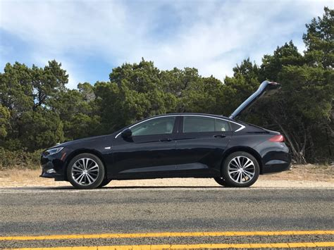 Regal Sportback Review by 2018 Buick Regal Sportback Drive Review The