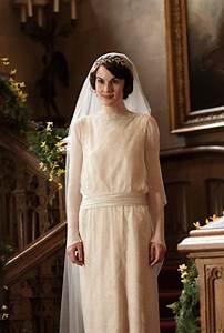 Mary looks elegant in her 3920s style wedding dress till for 20s wedding dresses