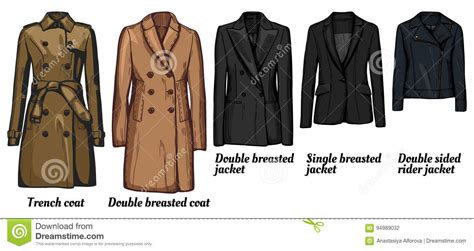 Types Of Jackets For Ladies