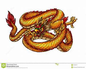 Chinese Ancient Style Dragon Stock Image - Image: 16246511