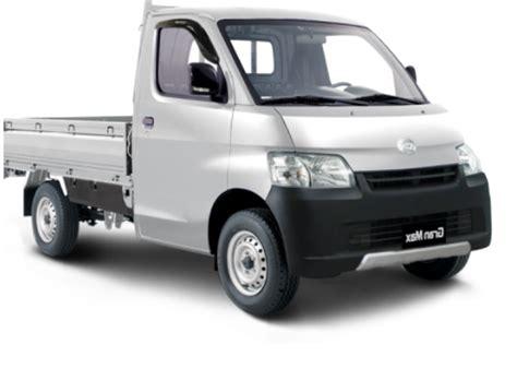 Daihatsu Gran Max Pu Modification by Daihatsu Gran Max Pu Dealer Daihatsu Palembang