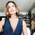 49 Hot Pictures Of Gabrielle Anwar Will Make You Her ...