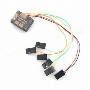Openpilot Mini Cc3d Nano Atom Flight Controller For Qav250