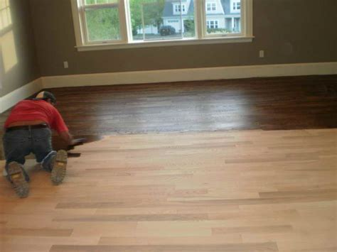 Restaining Hardwood Floors Diy by Flooring Restaining Hardwood Floors Floor Sanding