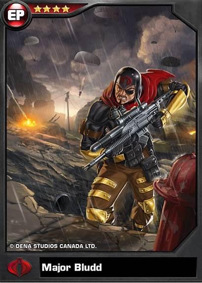 Major Bludd Joe Battleground Nemesis Event Enforcer