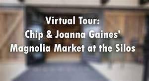"Tour: ""Fixer Upper"" stars' Chip & Joanna Gaines' Magnolia"