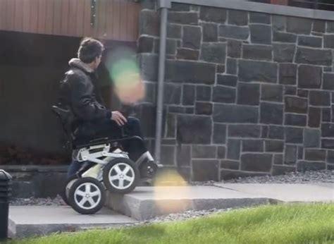 vid 201 o ibot le fauteuil roulant qui monte les escaliers