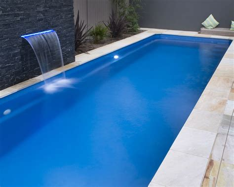 fibreglass swimming pool construction port macquarie freeform style executive pools port