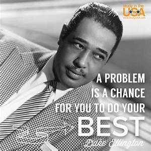 Monday Quote by... Famous Duke Ellington Quotes