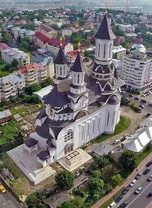 Cathedral Of The Nativity  Suceava