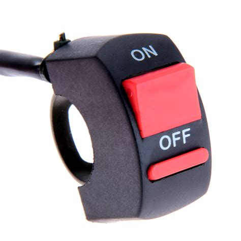 engine light on and off motorcycle light on off engine kill switch universal bike