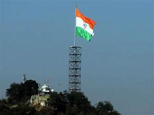 A 350-Foot-Tall Tri-Colour To Be Erected At Wagah Border ...