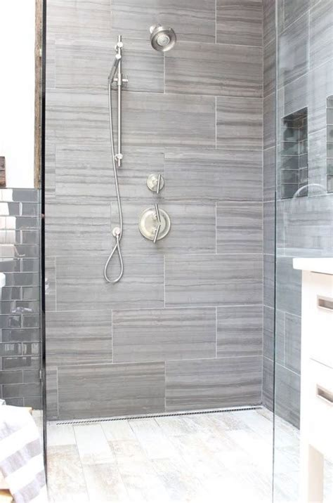 bathroom floor and wall tiles ideas 40 gray shower tile ideas and pictures bathroom reno