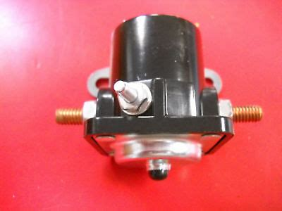 Ford Starter Solenoid Relay Switch Volt Naa