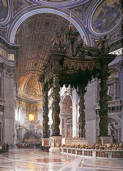 Baldacchino San Pietro by Baldacchino Di San Pietro