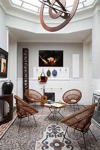 Deco Design Salon : salon design 9 id es d co et inspiration c t maison ~ Farleysfitness.com Idées de Décoration