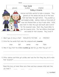 comprehension stories images   reading
