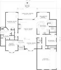 brick home floor plans traditional brick home floor plans