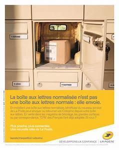 Boite Colis Poste Dimensions : votre bo te aux lettres volue avec la poste actus ~ Nature-et-papiers.com Idées de Décoration