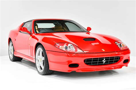 Founded by enzo ferrari in 1929, the company manufactured race cars before moving into production of street legal vehicles in 1947 as ferrari s. Ferrari Superamerica 575 2006 - Gosford Classic Cars