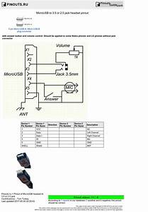 Stereo Headset With Microphone Wiring Diagram