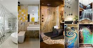 Wonderful cool bathroom tiles that will grab your attention for Pictures of cool bathrooms