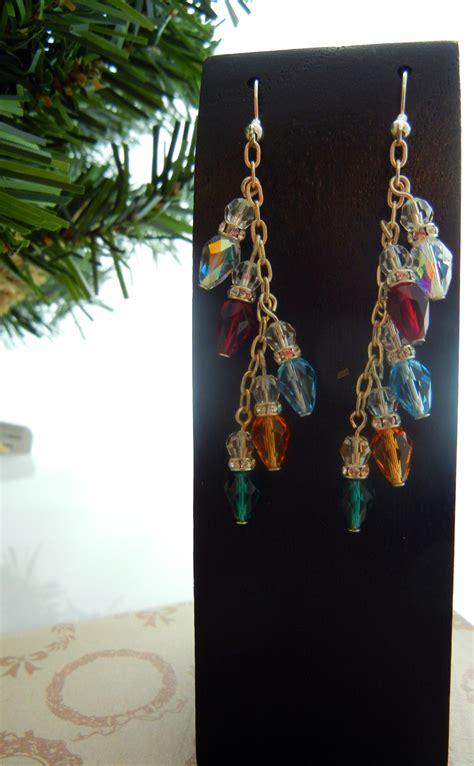 twelve days  christmas jewelry designs  swarovski