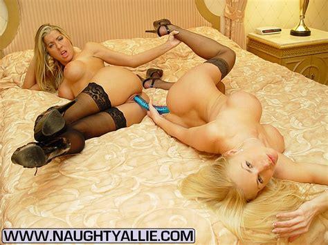 Lesbian Porno Two Busty Blondes Fucking A XXX Dessert
