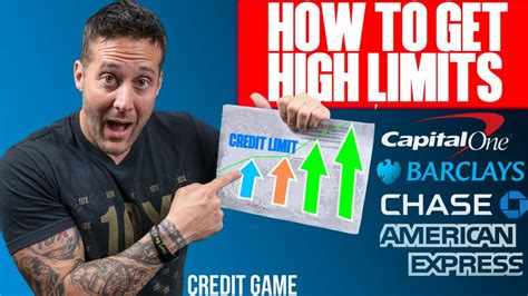 Hey guys, thank you for being a subscriber i really appreciate your dedication and support. High Limit Credit Cards and How to Get Them - Credit Game University
