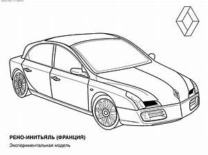 simple car coloring pages | Only Coloring Pages