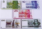 Dutch Gulden Notes | Jeugdherinneringen, Sprookjes, Geld