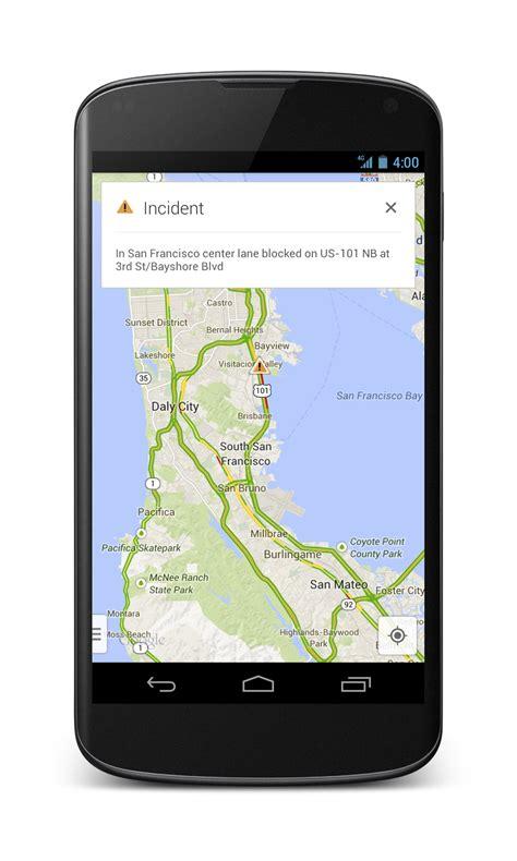 official google blog   google maps app