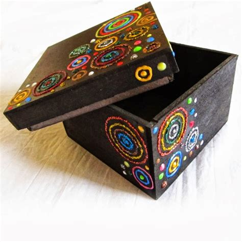 Boxes For Decoration - 11 awesome diwali craft ideas with photos