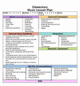 sew much music perfect poolside planning blog hop With music class lesson plan template