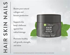 Product Review It Works Hair Skin And Nails Magnetic