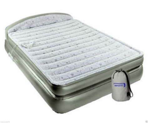 aerobed with headboard size aerobed 18 quot size air mattress bed w headboard