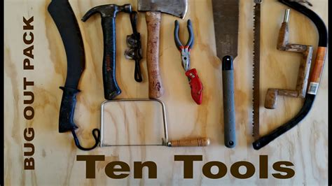 bug  pack   woodworking tools