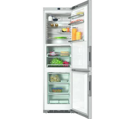 buy miele kfn 29483 d 70 30 fridge freezer
