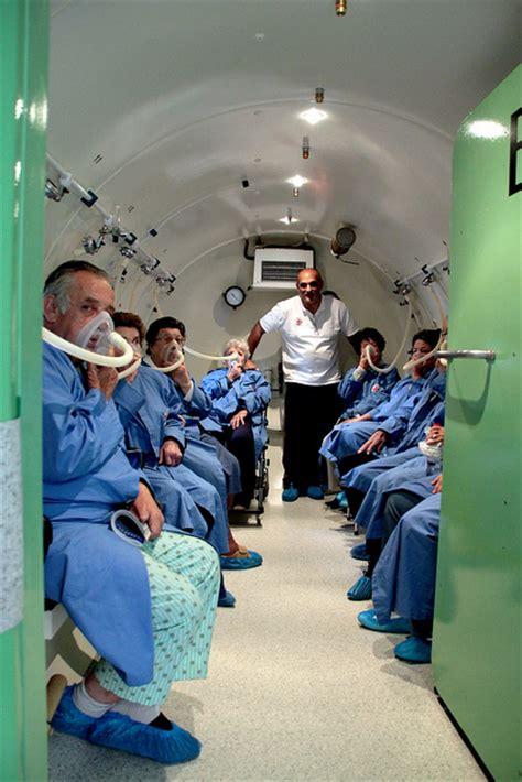 entrare  camera iperbarica centro iperbarico bologna