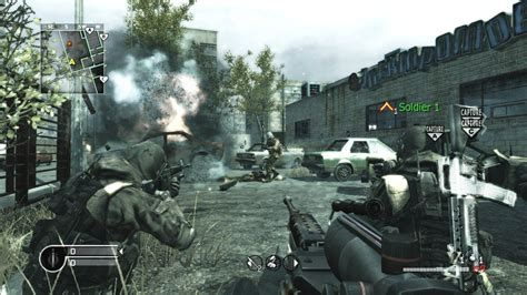 modern combat 4 on pc call of duty 4 modern warfare jeu pc images vid 233 os astuces et avis