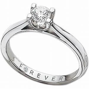 the forever diamond platinum 038 carat diamond ring h With the forever diamond wedding ring