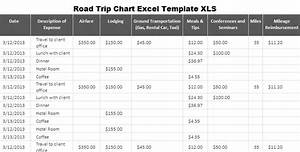 Genogram Templates Road Trip Chart Excel Template Xls Excel Templates